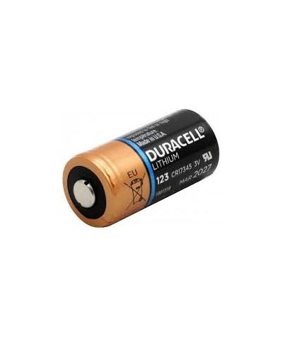 CR123 Lithium Ultra Duracell