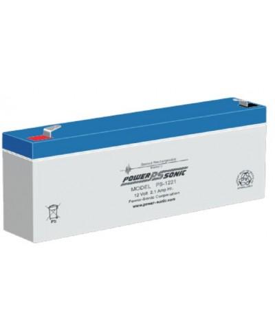 Loodbatterij 12V2.1Ah...