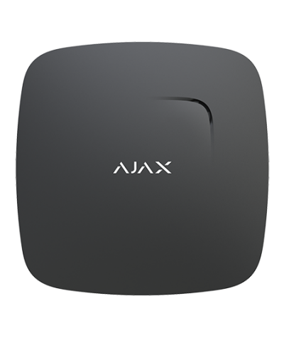 AJAX FireProtect Plus Zwart